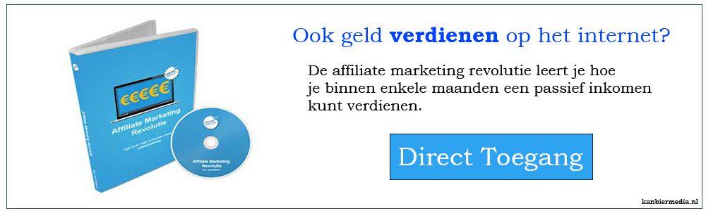 affiliete marketing revolutie banner